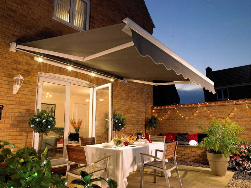 patio manual adjustment elegant for awnings retractable sunsetters awning