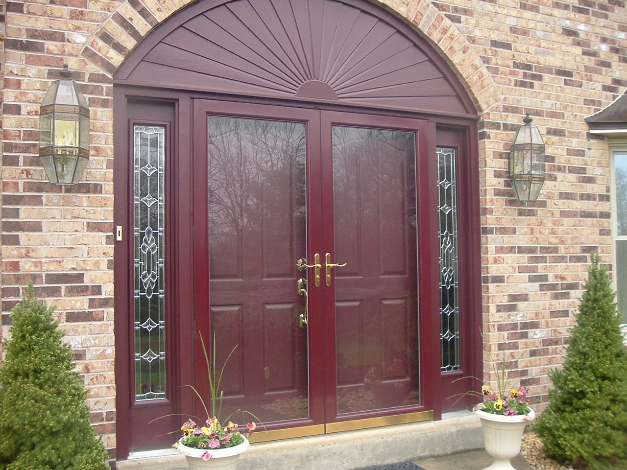 Storm Doors Belvidere IL Kobyco Replacement Windows Interior And Exterio