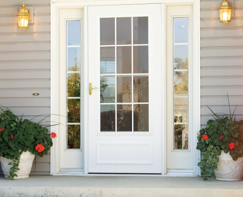 Storm Doors Roscoe IL - Kobyco - Replacement Windows, Interior and ...