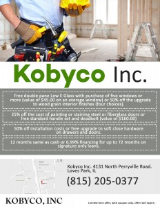 Kobyco Web Only Offers All
