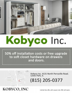Kobyco Web Only Offers Closet Organizers