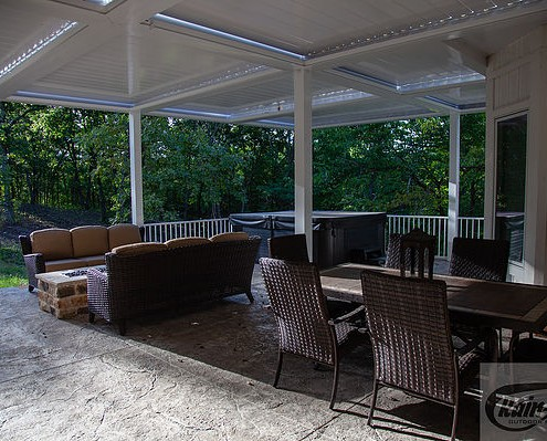 Sundance Louvered Roofs Kobyco Pergola Louvered Roofs, Retractable Awnings, Sundance Louvered Roofs, Rain-Out, Kobyco Sundance Louvered Roofs, Louvered Roofs, Retractable Louvered Roofs from Kobyco Replacement Windows and Doors